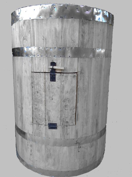 Parrot nest box design - photo#2